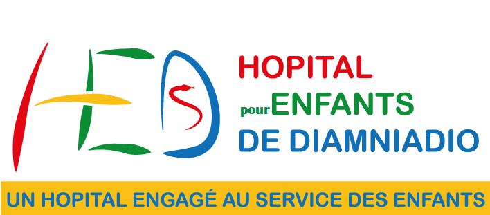 Hôpital pour enfants de Diamniadio